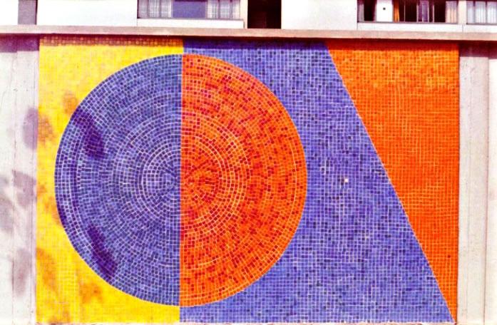 Création dans le cadre des 1% artistiques : Bressuire