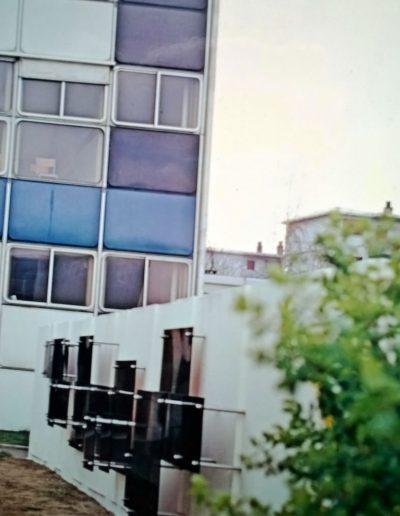 Création dans le cadre des 1% artistiques : CES Grenoble