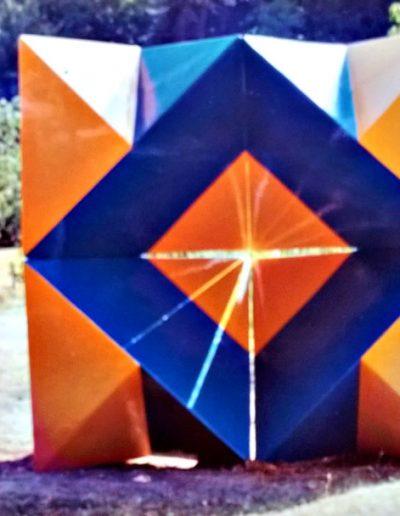 Création dans le cadre des 1% artistiques : CES Pecquencourt