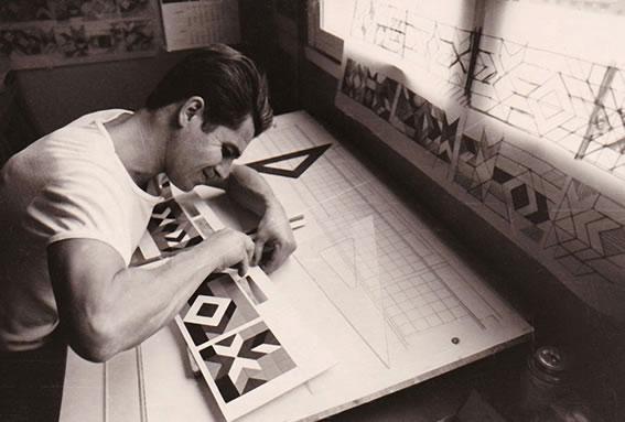 Elaboration du projet Pontoise années 60