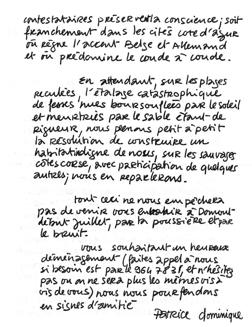 Lettre de Patrice Charton, ami peintre (18 juin 1940-page-2)
