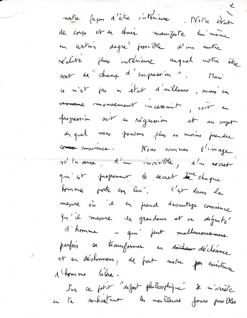 Lettre de Daniel Hamot, photographe (page-3)