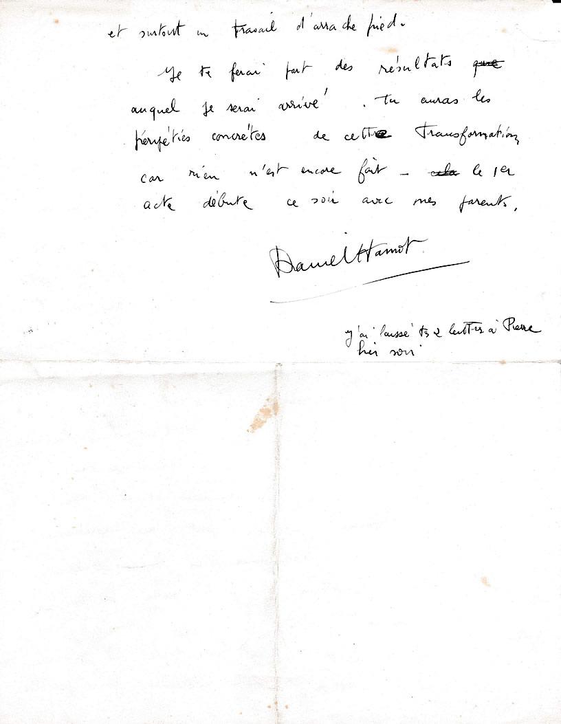 Lettre de Daniel Hamot, photographe (page-4)