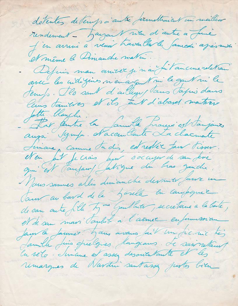 Lettre de M. Silvy, architecte (23 juillet 1952-page-2)