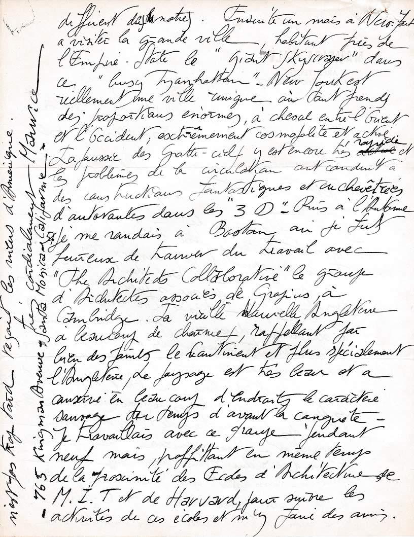 Lettre de M. Silvy, architecte (30 janvier 1956 - page-4)