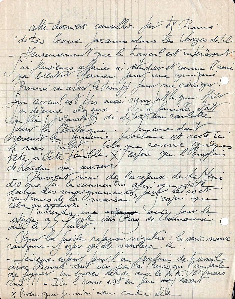 Lettre de M. Silvy, architecte (5 juillet 1952-page-2)