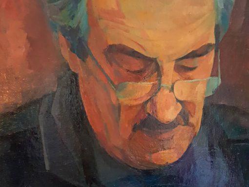 Portraits à l'huile