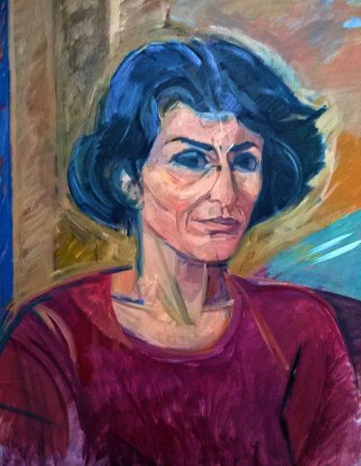 Portrait Cathy